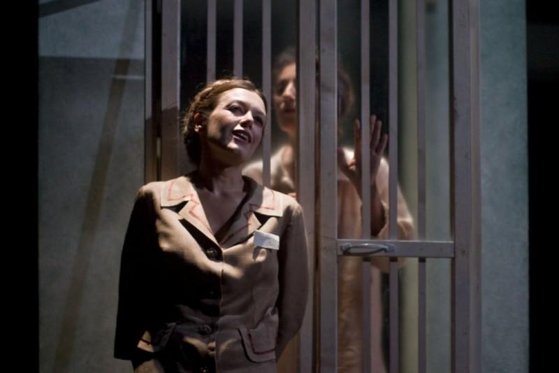 Irma Ciaramella in scena