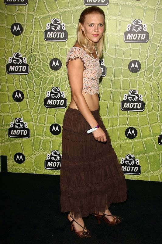 L'attrice Dominique Swain al 'Motorola's 8th Anniversary Party' nel 2006