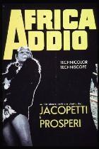 La copertina di Africa addio (dvd)