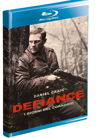 La copertina di Defiance - I giorni del coraggio (blu-ray)