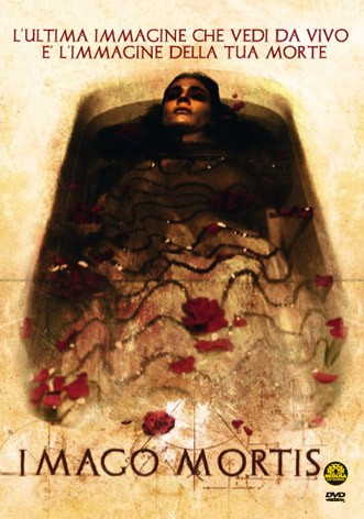 La copertina di Imago Mortis (dvd)