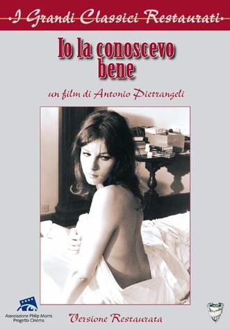La copertina di Io la conoscevo bene (dvd)