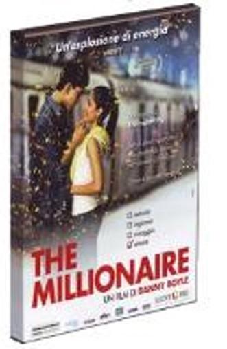 La copertina di The Millionaire (dvd)