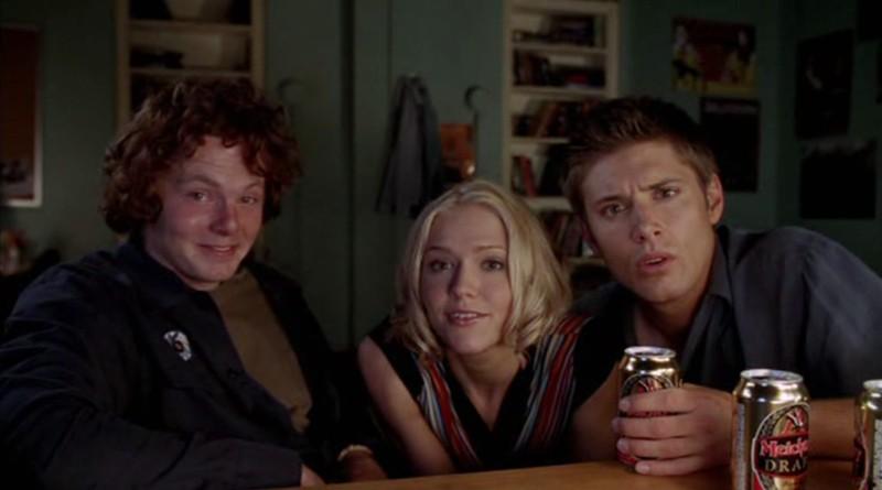 Teach Grant, Dominique Swain e Jensen Ackles nel film 'Devour'