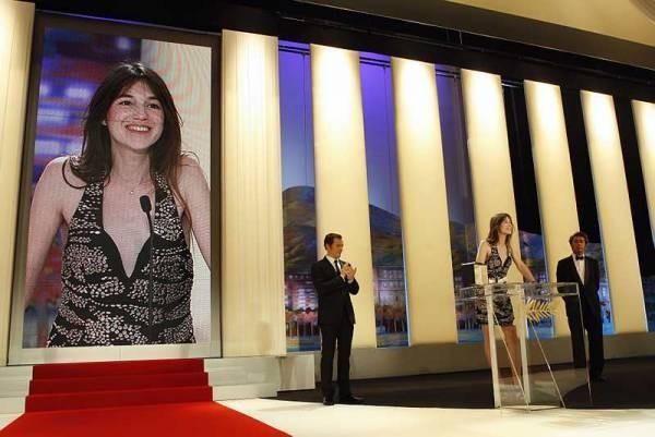 Cannes 2009: Charlotte Gainsbourg premiata come Miglior Attrice per Antichrist