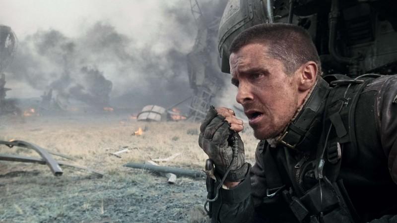 Christian Bale è il protagonista di Terminator Salvation