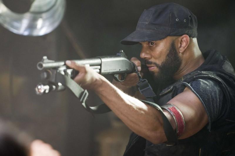 Common in un'immagine del film Terminator Salvation