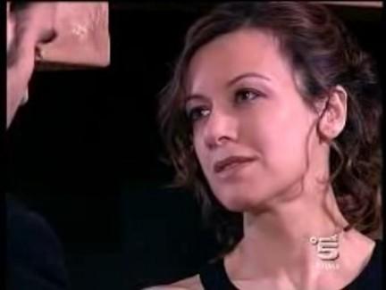 Irma Ciaramella in una produzione televisiva