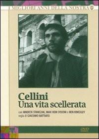 La locandina di Cellini - Una vita scellerata