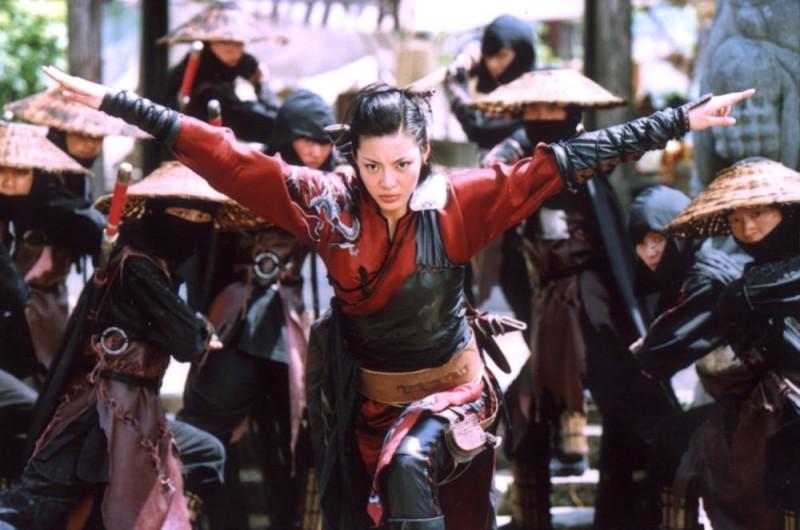 Lee Ki-yong in un'immagine del film Il potere della spada