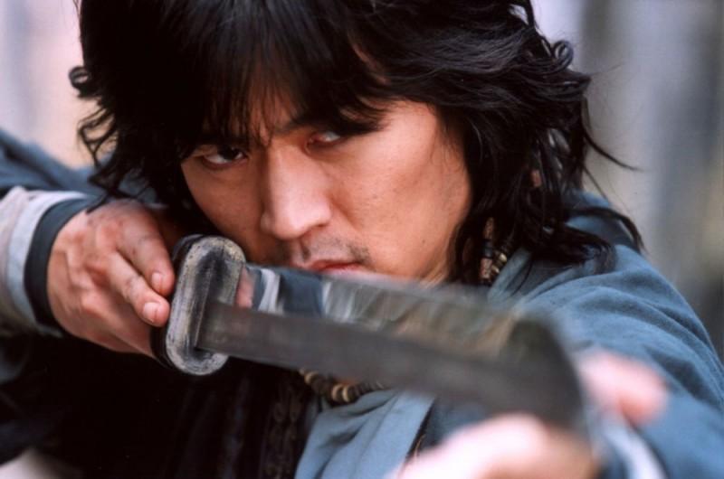 Lee Seo-jin in un'immagine de Il potere della spada