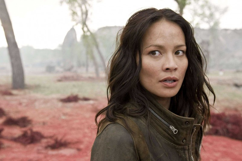 Moon Bloodgood interpreta Blair Williams nel film Terminator Salvation