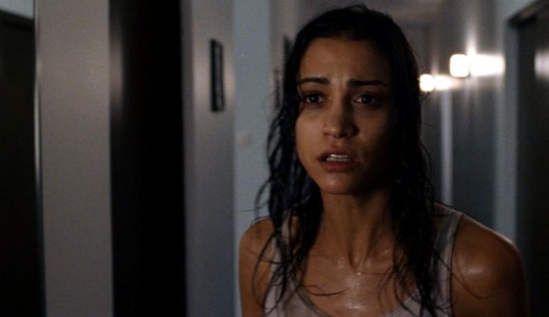 Morjana Alaoui interpreta Anna nel film Martyrs