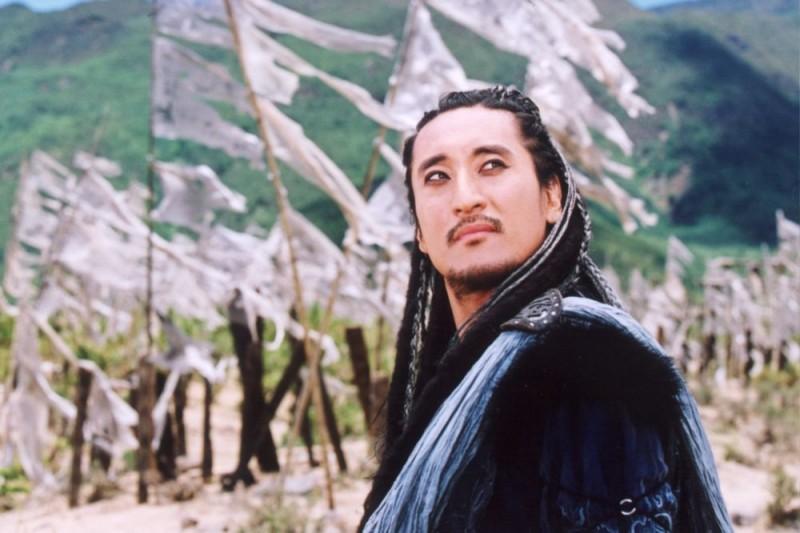 Shin Hyeon-jun in un'immagine del film Il potere della spada