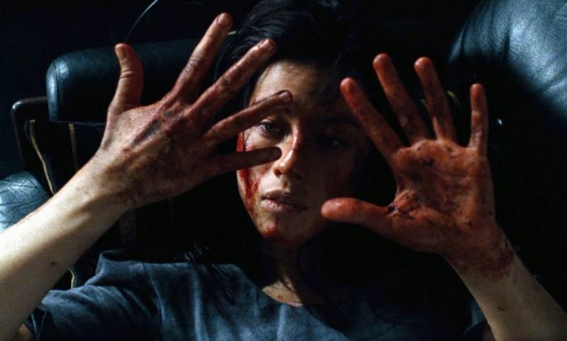 Un'immagine dell'horror francese Martyrs
