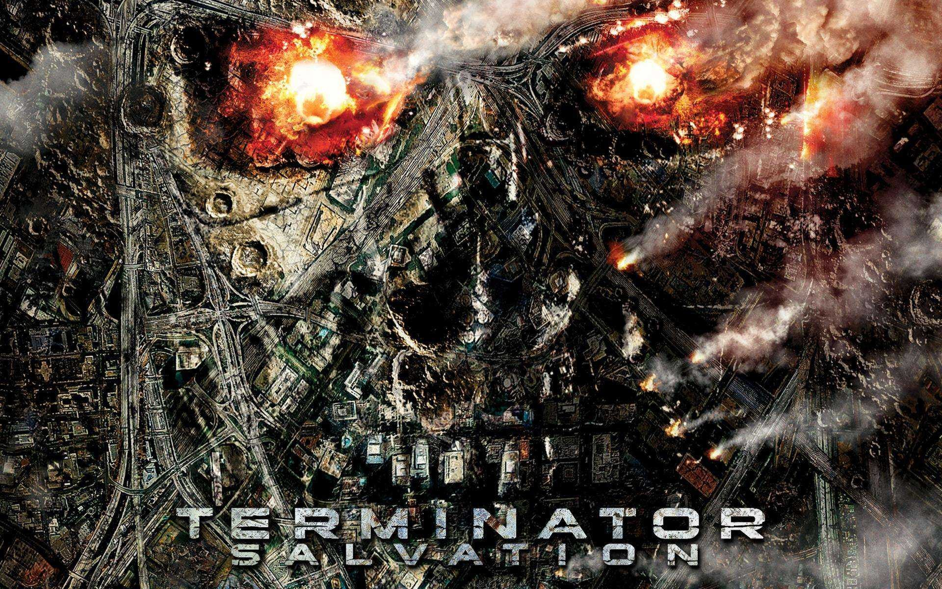 Wallpaper di Terminator Salvation