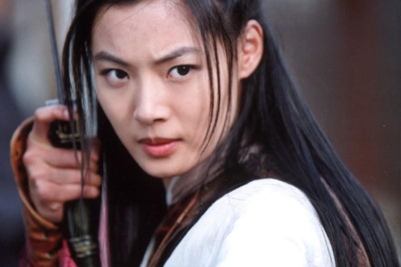 Yoon So-yi è la protagonista del film Il potere della spada