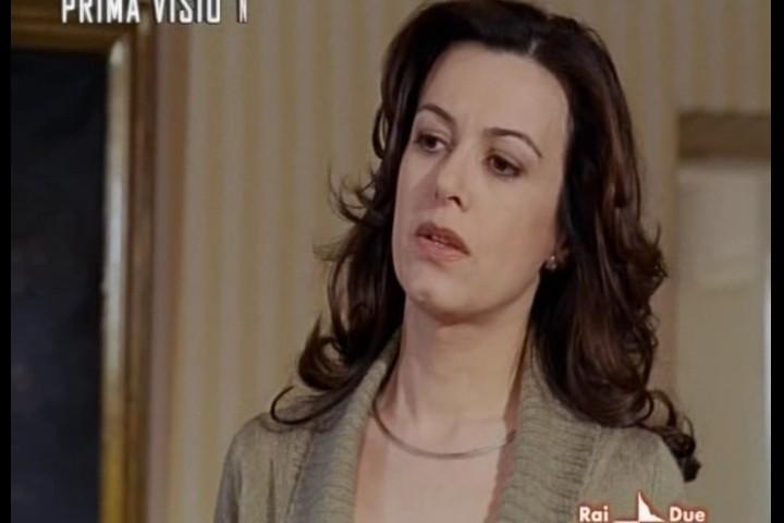 Irma Ciaramella nella serie televisiva Il Capitano