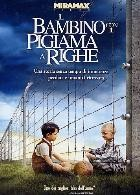 La copertina di Il bambino con il pigiama a righe (dvd)