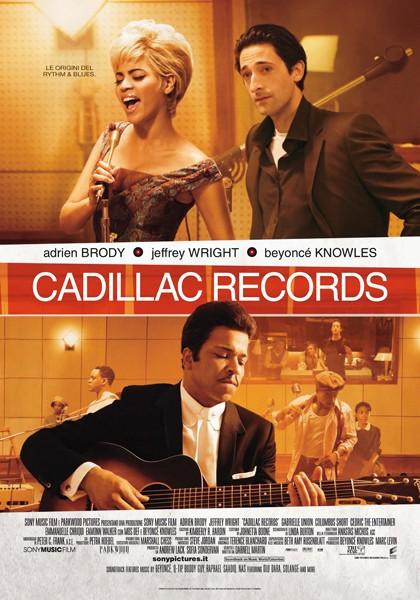La locandina italiana di Cadillac Records
