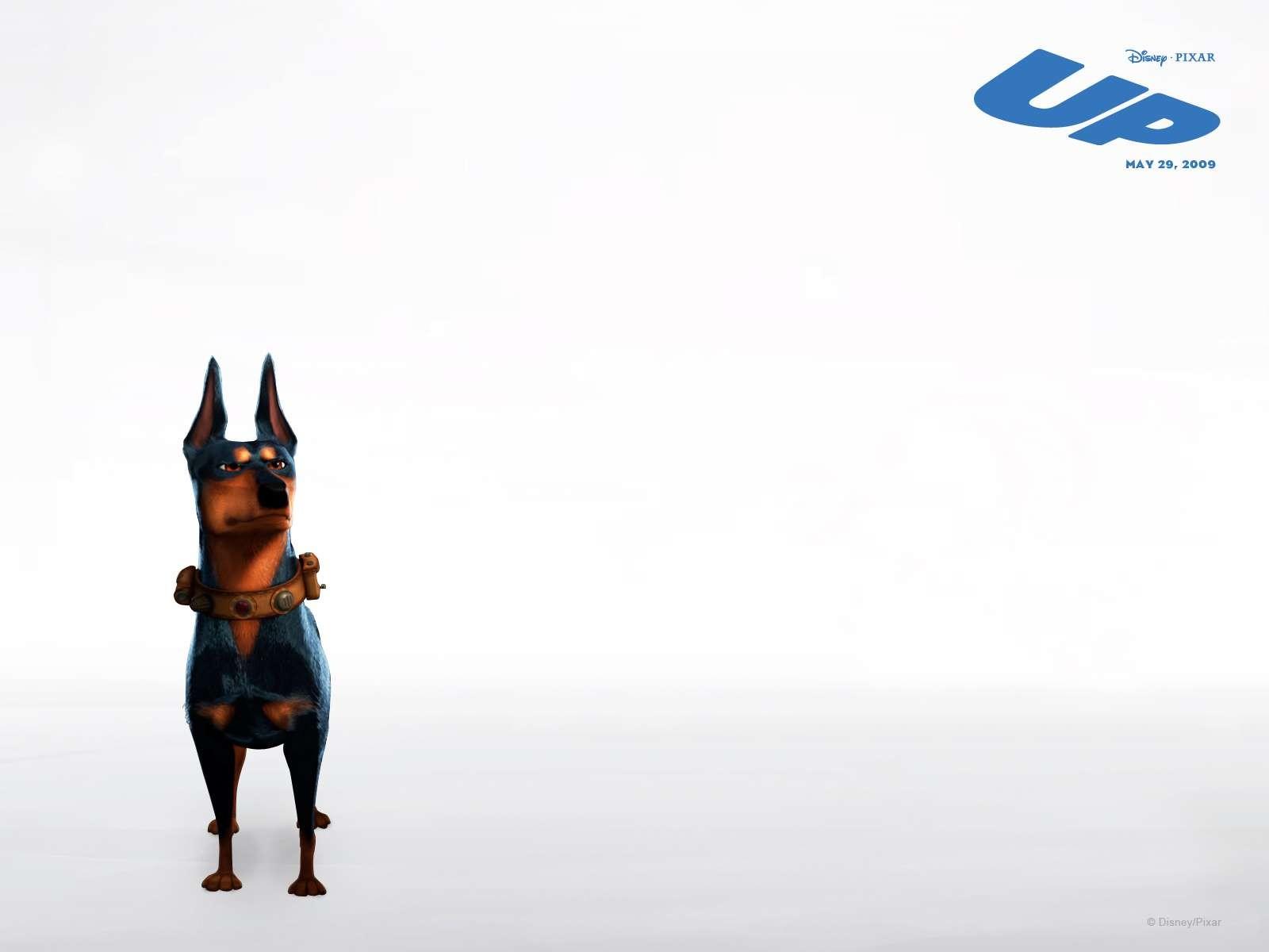 Un wallpaper di Up, il nuovo capolavoro Pixar