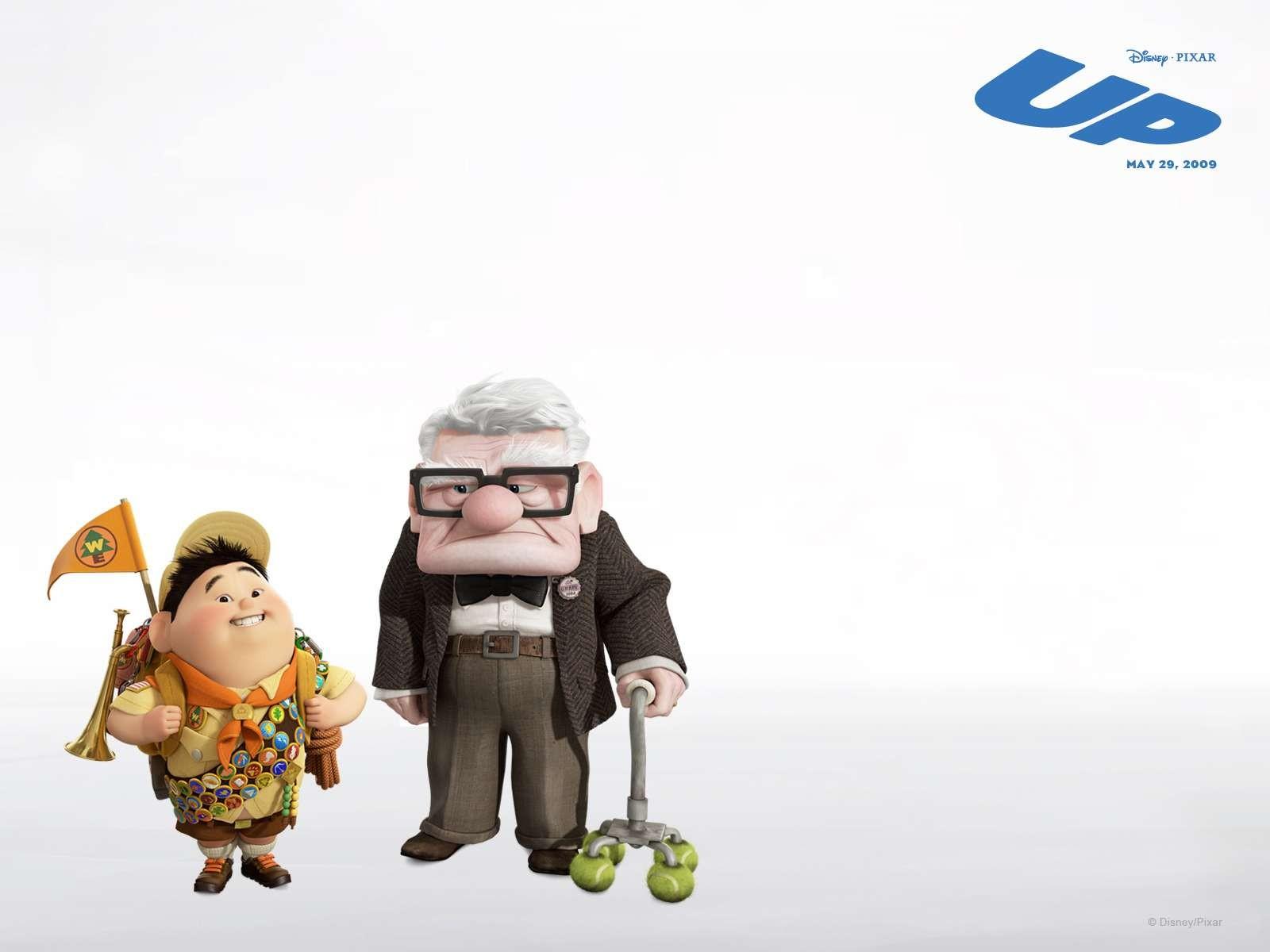 Wallpaper del film Up