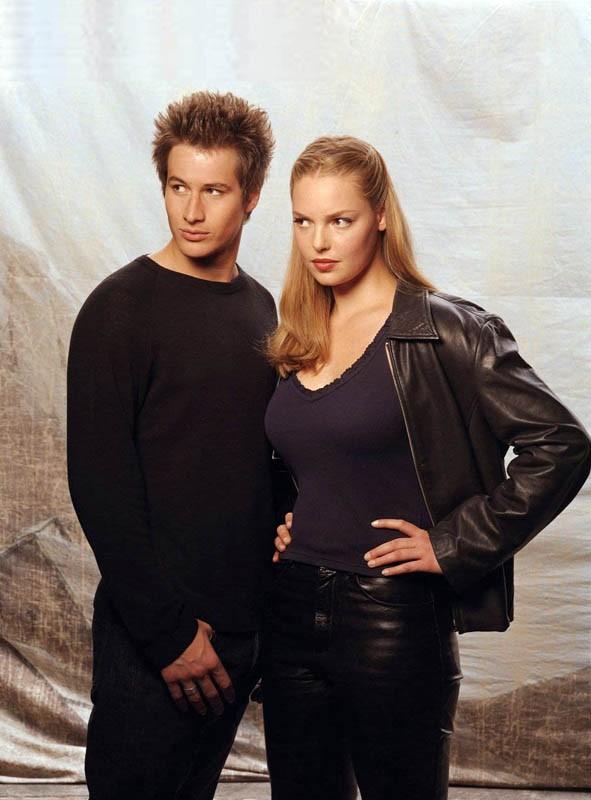Brendan Fehr e Katherine Heigl per la 1 stagione di 'Roswell'