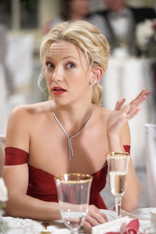 Kate Hudson è la protagonista del film La ragazza del mio migliore amico