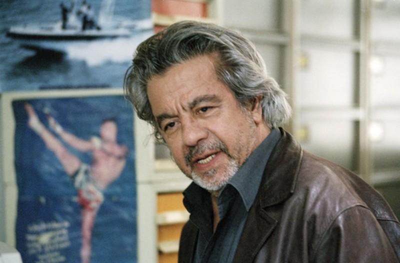 Maurice Bénichou interpreta il Commissario Grange nel film Alibi e sospetti