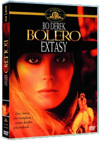 La copertina di Bolero extasy (dvd)