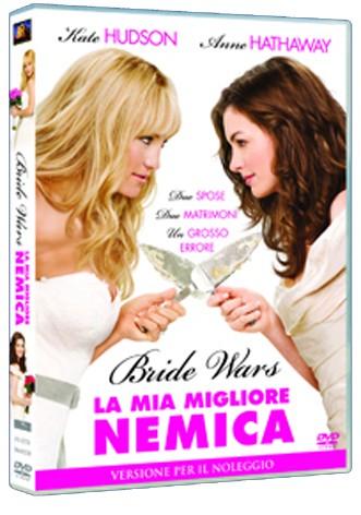La copertina di Bride Wars - La mia migliore nemica (dvd)