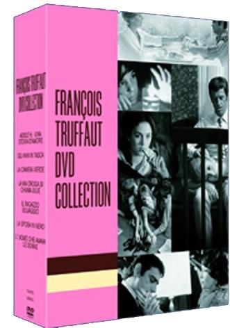 La copertina di François Truffaut DVD Collection (dvd)