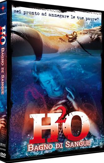 La copertina di H20 Bagno di Sangue (dvd)