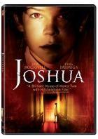 La copertina di Joshua (dvd)