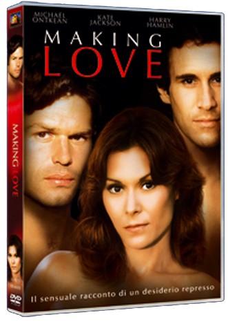 La copertina di Making love (dvd)