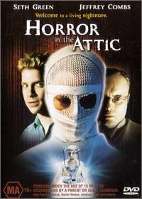 La locandina di Horror in the attic - Incubo senza fine