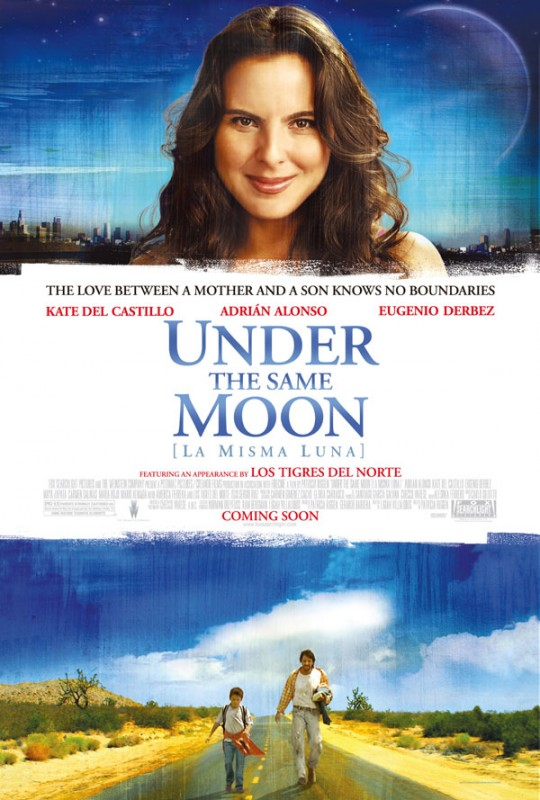 La locandina di Under the Same Moon