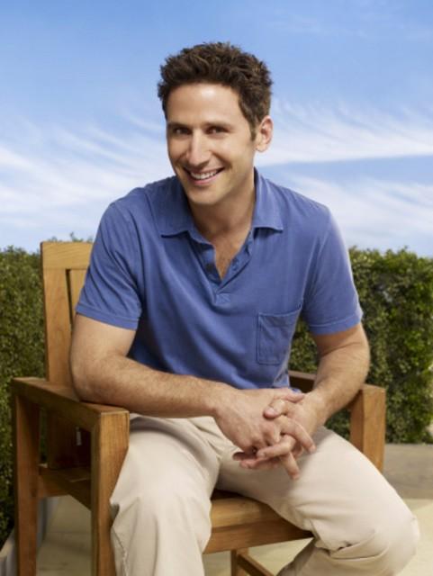 Mark Feuerstein è il dottor Hank Lawson nella serie Royal Pains