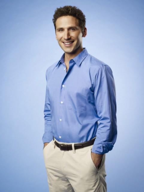 Mark Feuerstein in una foto promozionale della serie Royal Pains