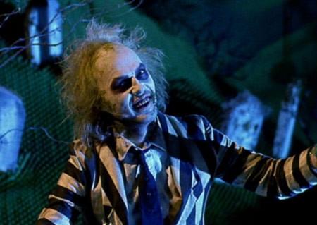 Michael Keaton è Beetlejuice - Spiritello porcello