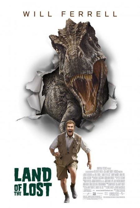 Nuovo poster per Land of the Lost