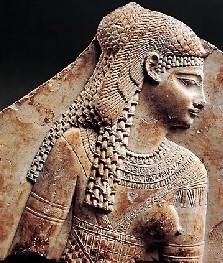 Una foto di Cleopatra VII