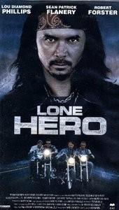 La locandina di Lone Hero