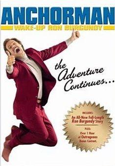 La locandina di Wake Up, Ron Burgundy: The Lost Movie