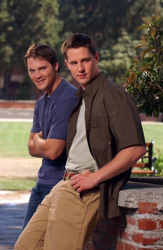 Promo di Teddy Dunn e Jason Dohring per la prima stagione di 'Veronica Mars'