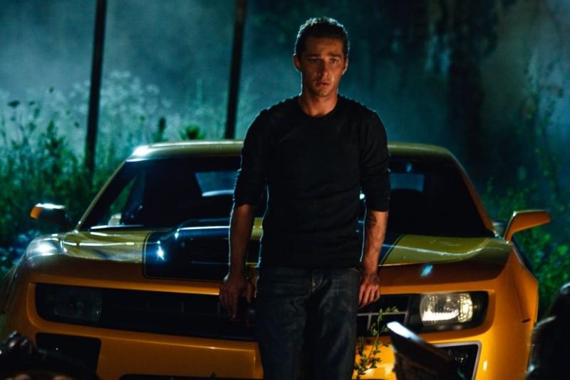 Shia LaBeouf è il protagonista del film Transformers - La vendetta del caduto
