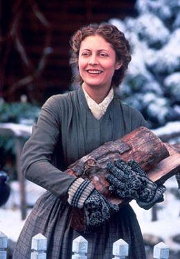 Susan Sarandon è Abigail 'Marmee' March nel film Piccole donne
