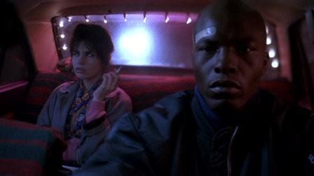 Una scena del film Taxisti di notte