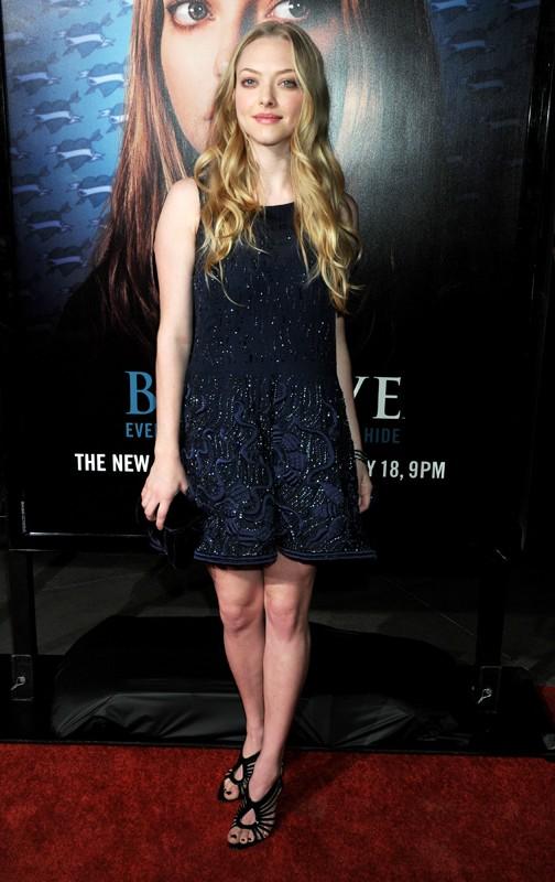 Amanda Seyfried alla premiere dell'HBO, per la 3 stagione di Big Love a Hollywood nel 2009