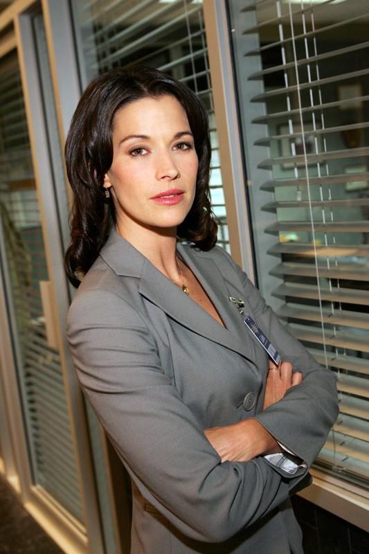 Brooke Langton è Constance Griffiths nella prima stagione di 'Life'